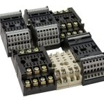 Relay sockets & accessories for power relays