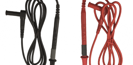 Test leads with 2mm probe