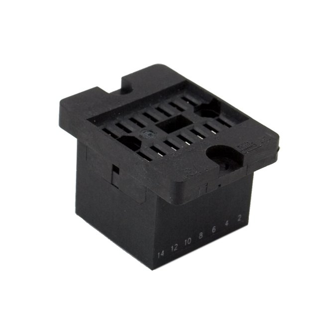 V31 relay socket - Mors Smitt railway components & solutions