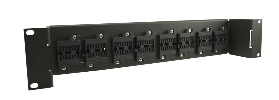 19 inch panel mounting sockets