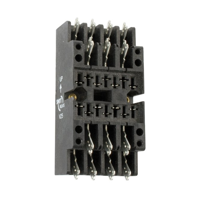 Obsolete Industrial Relay Sockets