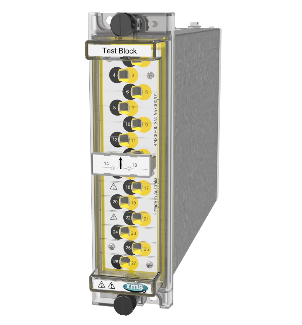 Mors Smitt - Power Utility - 4M200 Test Block system