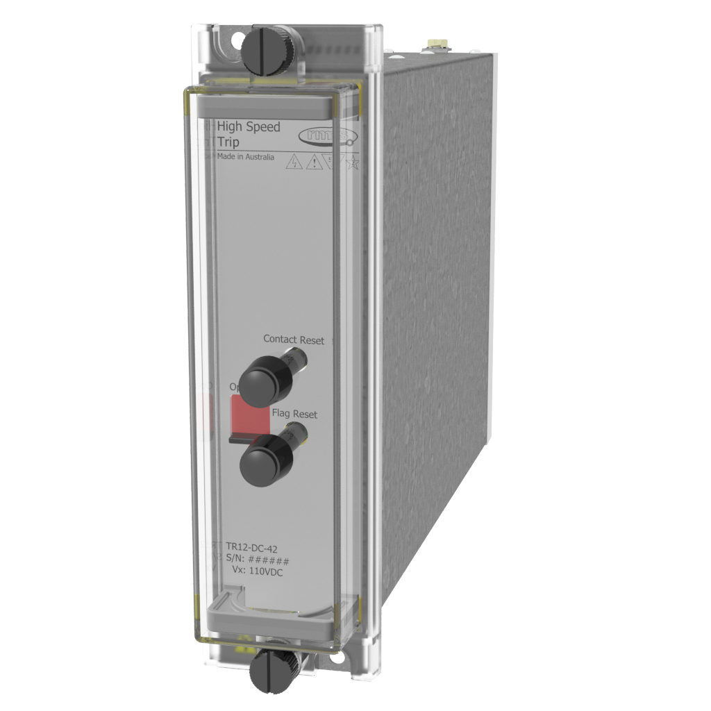 Mors Smitt - Power Utility - Alpha TR High Speed Tripping Relay