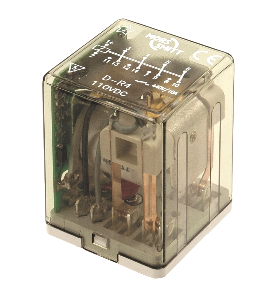 D R Series Heavy Duty Fast Relay 7ms Power By Mors Smitt Electrical